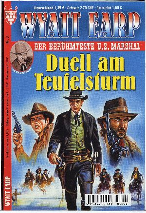 Wyatt Earp Hefte